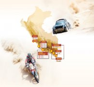 八名中国车手参赛 达喀尔拉力赛勇敢出发